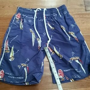 Boys Polo by Ralph Lauren swim trunks
